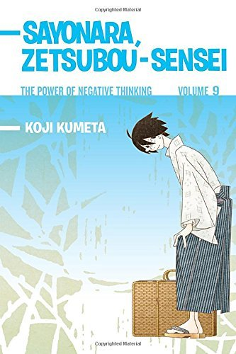 Koji Kumeta Sayonara Zetsubou Sensei Volume 9 The Power Of Negative Thinking