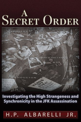 H. P. Albarelli Jr A Secret Order Investigating The High Strangeness And Synchronic