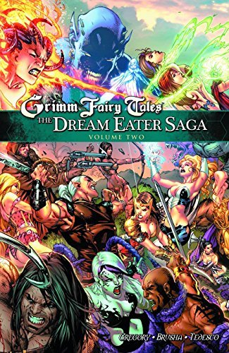 Raven Gregory Grimm Fairy Tales The Dream Eater Saga Volume 2