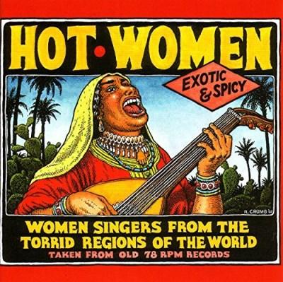 Robert Crumb Hot Women
