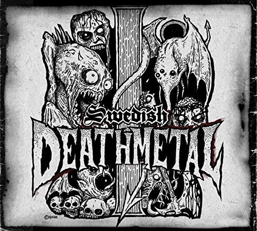 Swedish Death Metal Swedish Death Metal Import Eu 3 CD Set