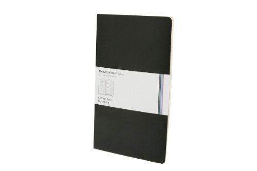 Moleskine Moleskine Volant Address Book Black
