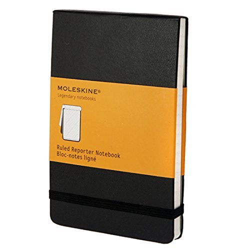Moleskine Moleskine Ruled Reporter Notebook