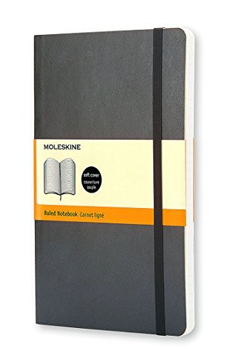 Moleskine Moleskine Ruled Notebook Soft Cover Pocket