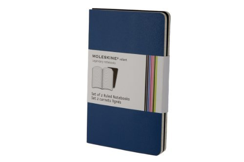 Moleskine Moleskine Volant Ruled Notebook Blue