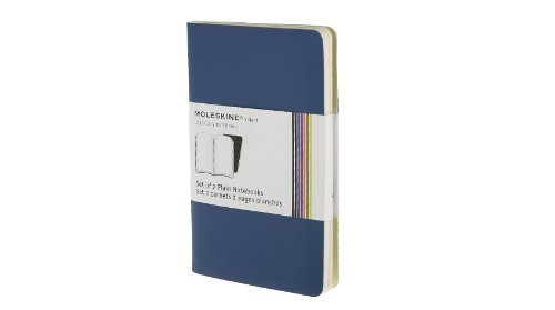 Moleskine Moleskine Volant Plain Notebook Blue