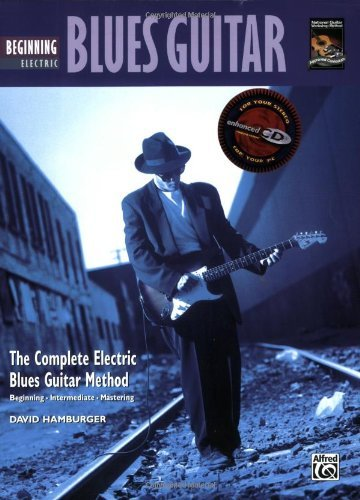 David Hamburger Complete Blues Guitar Method Beginning Blues Guit