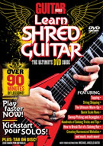 Learn Shred Guitar Guitar World Nr