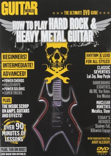 How To Play Hardrock & Heavy M Guitar World Nr