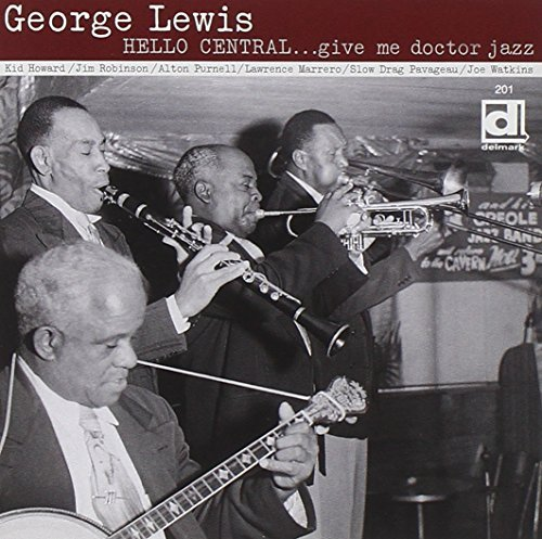 George Lewis Hello Central Give Me Doctor J