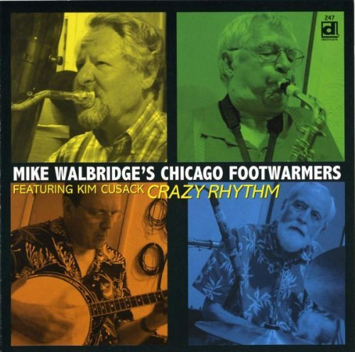 Mike Chicago Footwar Walbridge Crazy Rhythm