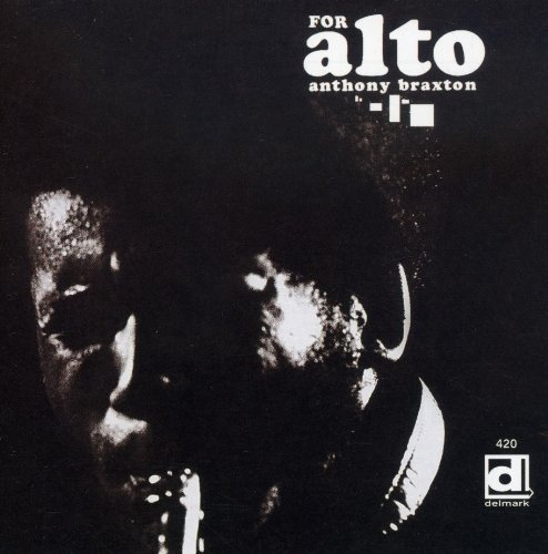 Anthony Braxton For Alto