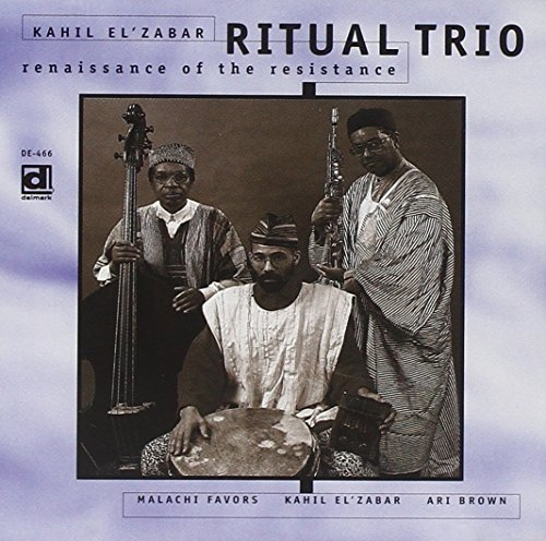 Ritual Trio Renaissance Of The Resistance