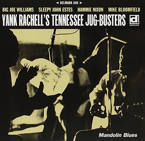 Yank Tennessee Jug Bus Rachell Mandolin Blues