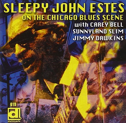 Sleepy John Estes On The Chicago Blues Scene