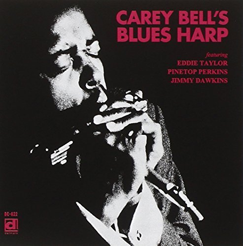 Carey Bell Blues Harp