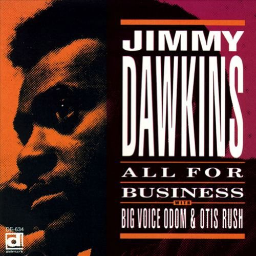 Jimmy Dawkins All For Business