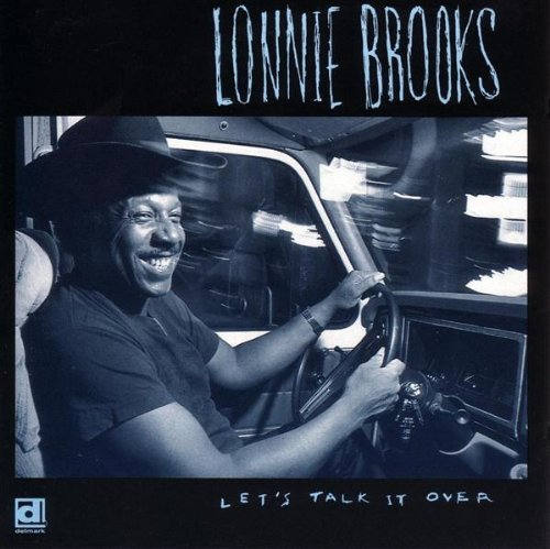Lonnie Brooks Let's Talk It Over