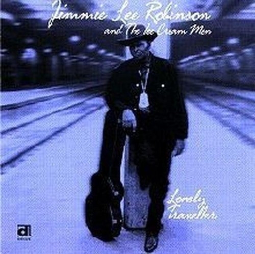 Jimmie Lee & Ice Crea Robinson Lonely Traveller