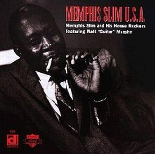 Memphis Slim & His Houserocker Memphis Slim U.S.A.