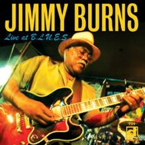 Jimmy Burns Live At B.L.U.E.S.