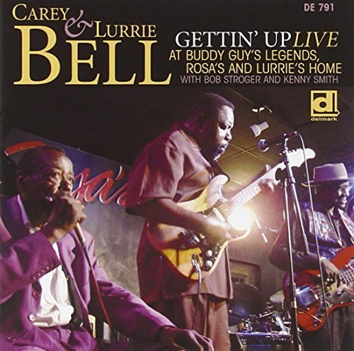Carey & Lurrie Bell Gettin' Up Live At Buddy Guy'