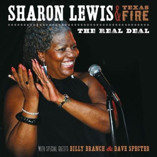 Sharon & Texas Fire Lewis Real Deal
