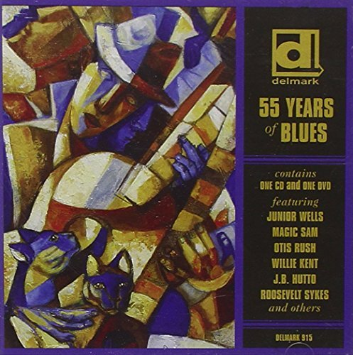 Delmark 55 Years Of Blues Delmark 55 Years Of Blues Incl. Bonus DVD