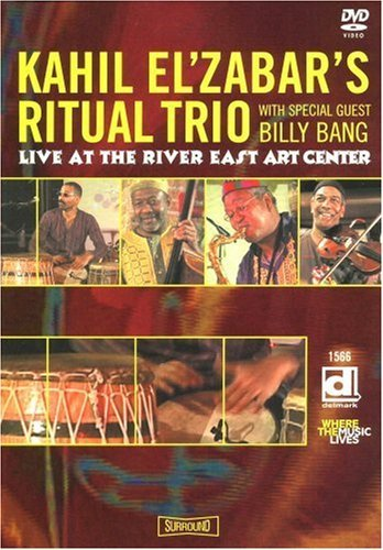 Kahil's Ritual Trio M El Zabar Live At The River East Art Cen