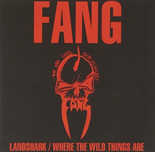 Fang Landshark Where The Wild Thing