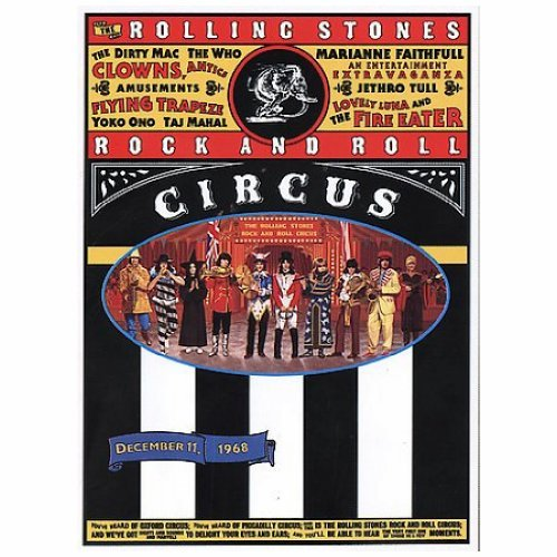 Rolling Stones Rock & Roll Circus Remastered