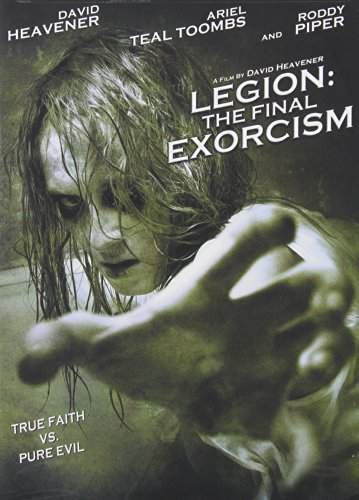 Legion The Final Exorcism Heavener Piper Toombs Nr