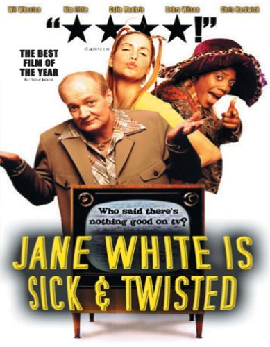 Jane White Is Sick & Twisted Little Wheaton Mills Mckellar R