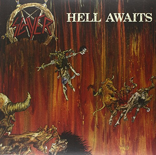 Slayer Hell Awaits Lmtd Ed. Numbered Gatefold