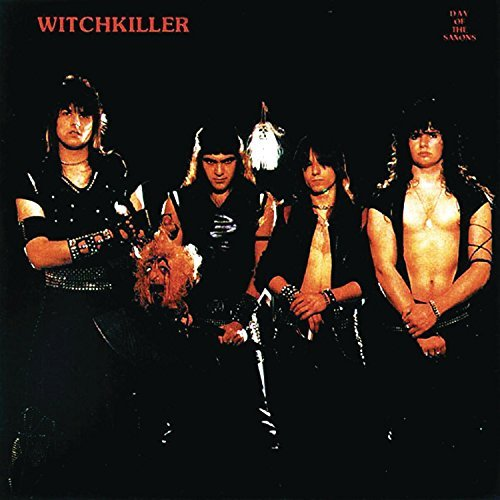 Witchkiller Day Of The Saxon Remastered
