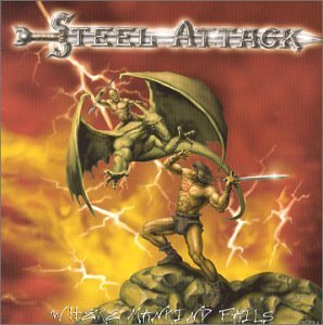 Steel Attack Where Mankind Falls