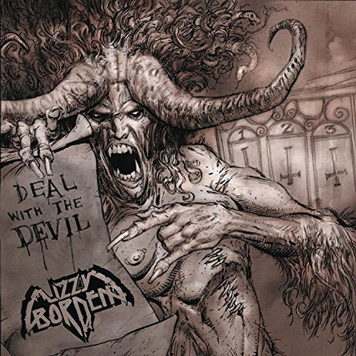 Lizzy Borden Deal With The Devil