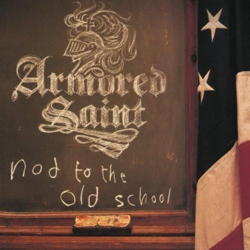 Armored Saint Nod To The Old School 2 CD Set