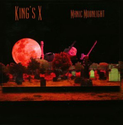 King's X Manic Moonlight