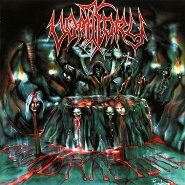 Vomitory Blood Rapture