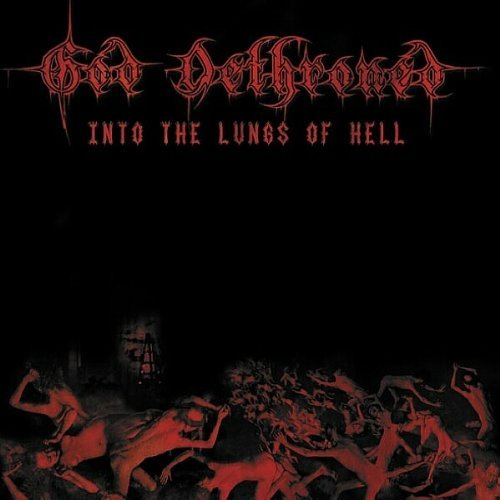 God Dethroned Into The Lungs Of Hell 2 CD Set