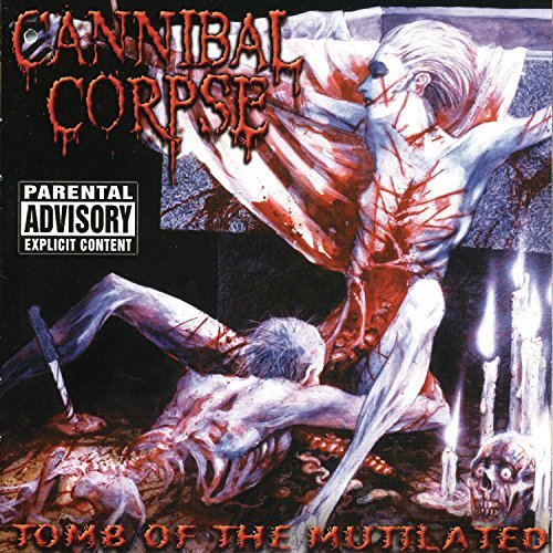 Cannibal Corpse Tomb Of The Mutilated Explicit Version Incl. Bonus Tracks CD Rom