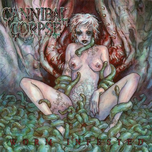 Cannibal Corpse Worm Infested Ep Explicit Version Lmtd Ed.