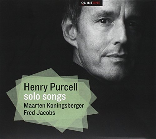 H. Purcell Music For A While Purcell For Sacd Koningsberger Jacobs
