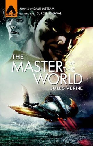 Jules Verne The Master Of The World The Graphic Novel