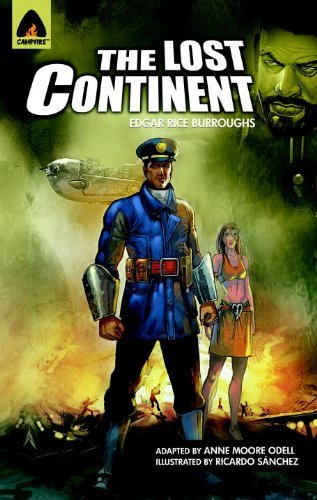 Edgar Rice Burroughs The Lost Continent The Graphic Novel