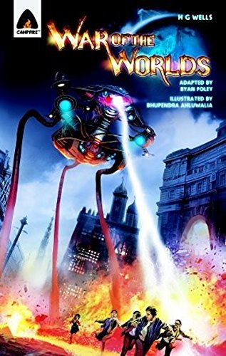 H. G. Wells The War Of The Worlds The Graphic Novel