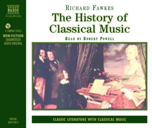 Richard Fawkes History Of Classical Music