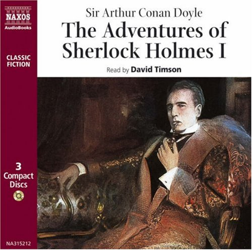 Sir Arthur Conan Doyle Adventures Of Sherlock Holmes Nar By Davis Timson