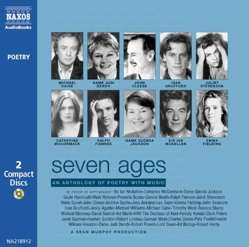 Seven Ages Of Man Seven Ages Of Man Poetry Antho Various